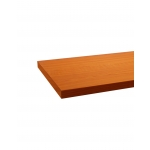 TABLETTE EN BOIS 2400X600X18MM MERISIER