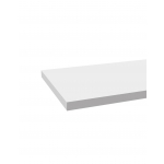 TABLETTE EN BOIS 600X400X22MM BLANC