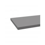 TABLETTE EN BOIS 1200X350X22MM GRIS