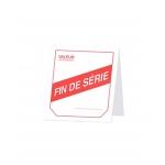 ETIQUETTE FIN DE SERIE 55X120 500PCS